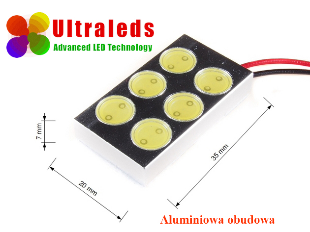 Uniwersalny panel LED High Power